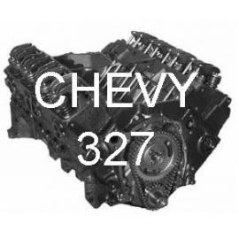 Chevy 327/5,4