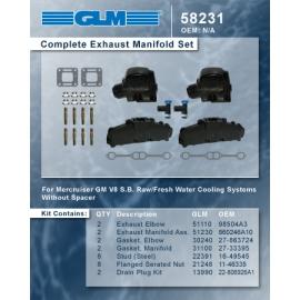 Mercruiser komplet V8 SB
